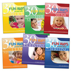 30 Fun Ways Set (Set of 6 Books)