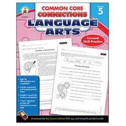 Common Core Connections Language Arts - Grade 5