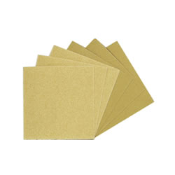Sandpaper Assortment (6 Sheets)