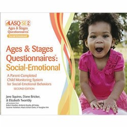 ASQ:SE-2™ Questionnaires, Social-Emotional, Second Edition - English