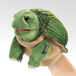 Little Turtle Hand Puppet