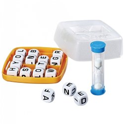 Scrabble® Boggle® Game