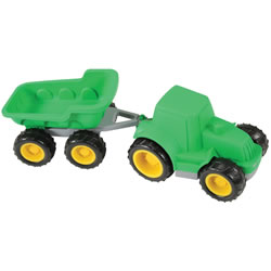 Heavy Duty Tractor with Trailer