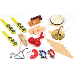 15-Player Rhythm Band Kit