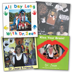 Dr. Jean's CD Collection - Set of 4