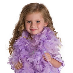 Feather Boa for Pretend Play