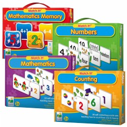 Match It®! Early Math Skills