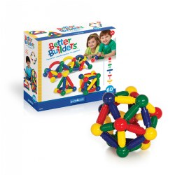 Better Builders® 60 Piece Set