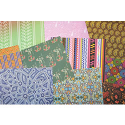 Around the World Textile Paper