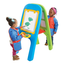 Indoor/Outdoor Plastic Easel