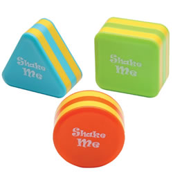 Shake Me Shapes! (Set of 6)
