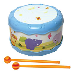 Toddler Jungle Drum
