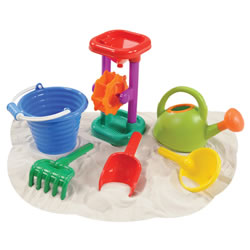 Junior Sand & Water Play Set