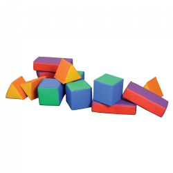 Primary Soft Shapes (Set of 12)