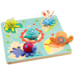 Easy Grip 3D Pond Puzzle