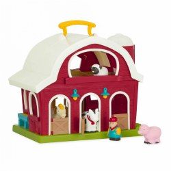 Toddler's First Big Red Barn and Farm Animals