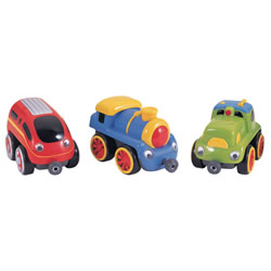 Locomotives Tailgate Trio - Set of 3
