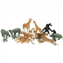 Worldwide Animal Set - Set of 21