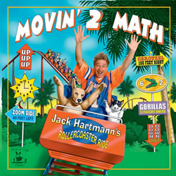 Movin' to Math CD