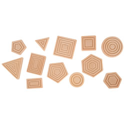 Sensory Shapes (Set of 12)