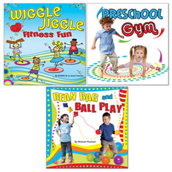 Let's Get Active! CD Collection (Set of 3)