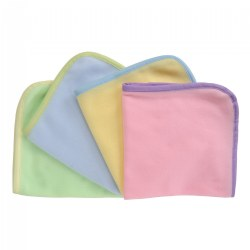 Soft and Cozy Doll Blankets - Set of 4