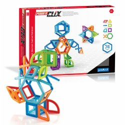 PowerClix® Frames Education Set (74 Pieces)