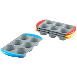 Sorting Muffin Pans - Set of 4