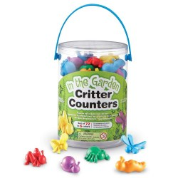 In the Garden Critter Counters