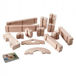 Notch Builders - 89 Piece Set