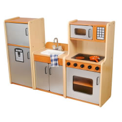 Classic Maple Kitchen Units