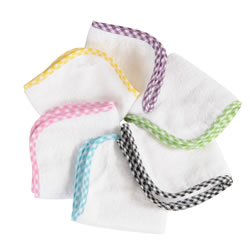Terry Washcloths - Set of 18
