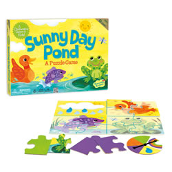Sunny Day Pond Board Game