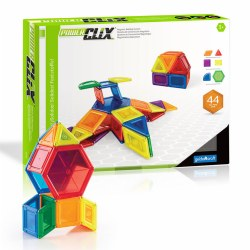 PowerClix® Solids Education Set (44 Pieces)