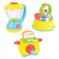 Tiny Chef Set - Set of 3