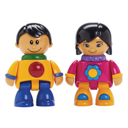 TOLO® First Friends - Asian (Set of 2)