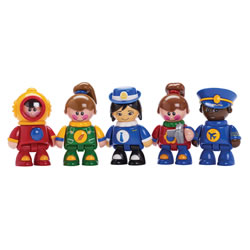 TOLO® First Friends Careers - Set of 5