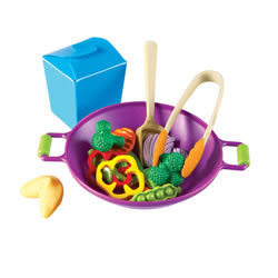 New Sprouts® Colorful Vegetables Stir Fry Set