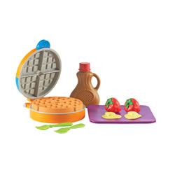 New Sprouts® Waffle Time! Pretend Play Gourmet Breakfast