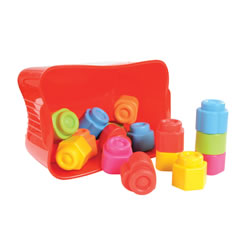 Soft Blocks Shape Sorter
