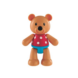 Ted Bear Toy Box Friend