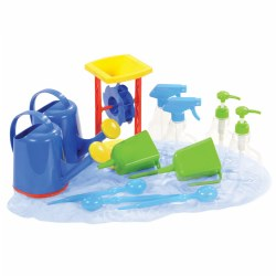 Spray, Spinkle, Pump, and Squeeze Water Set (12 Pieces)