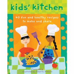 Kid's Kitchen Activity Deck