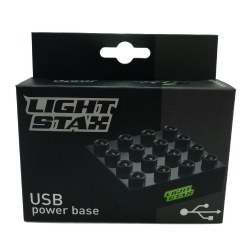 LIGHT STAX® Power Base with USB to DC Cord