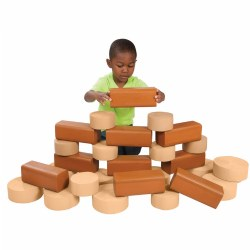 Timber & Crosscut Builders (Set of 30)