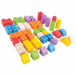 Click Blocks Intermediate (Set of 40)