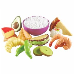 New Sprouts® Multicultural Food Set (15 Piece Set)