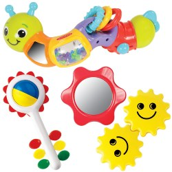 Garden Party Activity Set (Set of 4)
