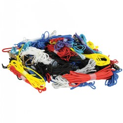 Knot Cord Remnants (2 lbs.)