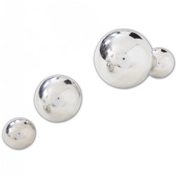 Sensory Reflective Balls - Set of 4